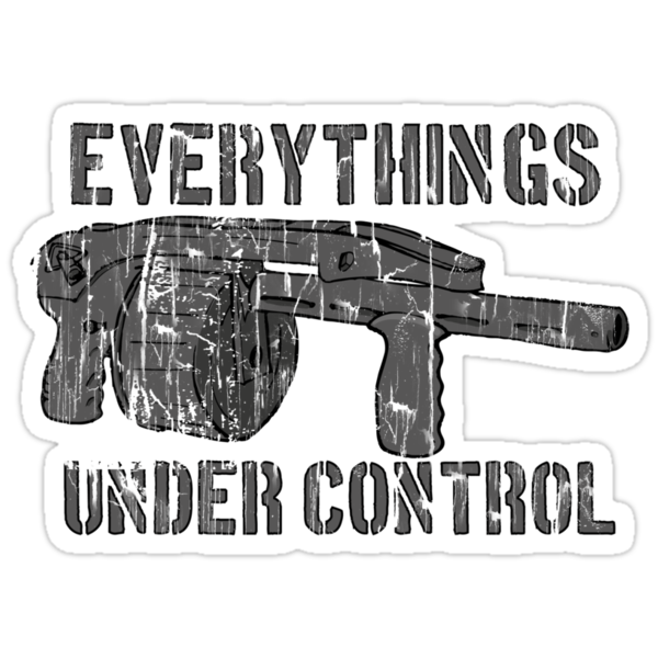 everythings under control by TigerStriped