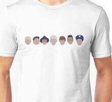 Block b heads Unisex T-Shirt