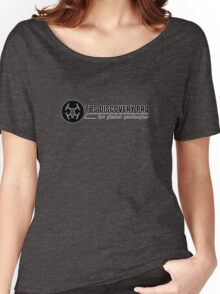 Team BlackSheep // TBS Discovery PRO Women's Relaxed Fit T-Shirt