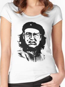 Dick Cheney Guevara Women's Fitted Scoop T-Shirt