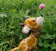 Steffi Giraffe as nature intended by flowingenglish