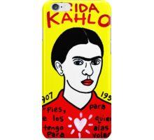 Frida Kahlo Pop Folk Art iPhone Case/Skin