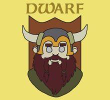 Derhoth the Dwarf Baby Tee