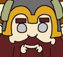 Derhoth the Dwarf Sticker