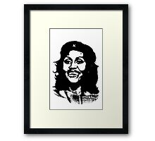 Michelle Guevara Framed Print