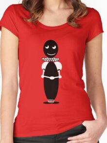 Ruff Women's Fitted Scoop T-Shirt