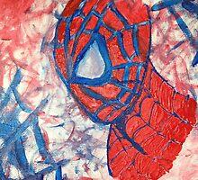Spiderman by missdelaneyyy17