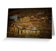 Bodie Community Greeting Card