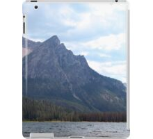 Stanley Lake Idaho iPad Case/Skin