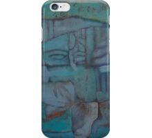 Blue Quarry 1 iPhone Case/Skin