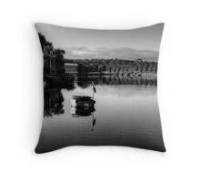 Sunrise in Tanunda, Barossa Valley Throw Pillow