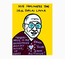 Dalai Lama Pop Folk Art T-Shirt