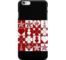 Simple Gifts - Quasi-Quilt iPhone Case/Skin