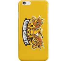 Team ThunderShocks iPhone Case/Skin