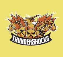Team ThunderShocks Kids Clothes