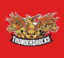 Team ThunderShocks One Piece - Long Sleeve