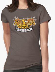 Team ThunderShocks Womens Fitted T-Shirt