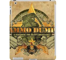 Ammo Dump iPhone case iPad Case/Skin