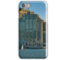 Twin Purdy Towers of Halifax iPhone Case/Skin