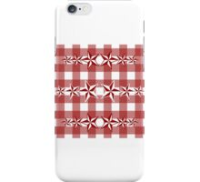 'tis a gift to be free iPhone Case/Skin