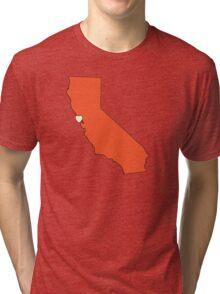 Home Sweet San Francisco (Baseball) Tri-blend T-Shirt