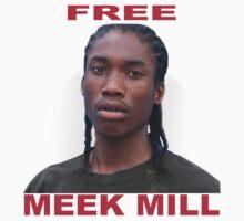 Free Meek Mill by IllTrill