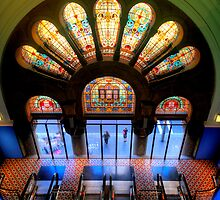 Master Glass - QVB, Sydney - The HDR Experience by Philip Johnson
