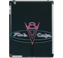 Flo's Diner In DCA  iPad Case/Skin