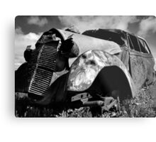 car from the outback Metal Print