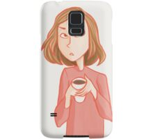 Cranky Mornings Samsung Galaxy Case/Skin
