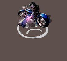 KAOS motorcycle Unisex T-Shirt
