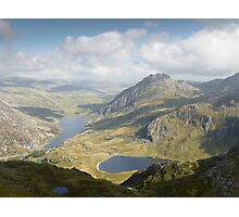 Snowdonia National Park, Wales Photographic Print