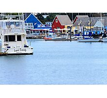 Oceanside California Harbor Photographic Print