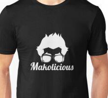 Makolicious (Black) Unisex T-Shirt