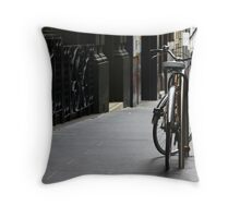 Step into my image please ... VII Throw Pillow