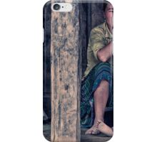 Life and Innocence iPhone Case/Skin