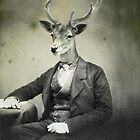 Distinguished Deer by amorlibertas