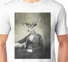 Distinguished Deer Unisex T-Shirt