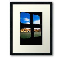 Corfu Framed Print