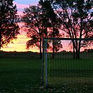 Blaine, MN: Sunrise on the Pitch by ACImaging