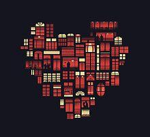 Home is where the heart is by Dan Elijah Fajardo