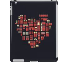 Home is where the heart is iPad Case/Skin