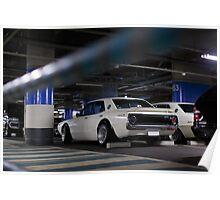 Garage Life Poster