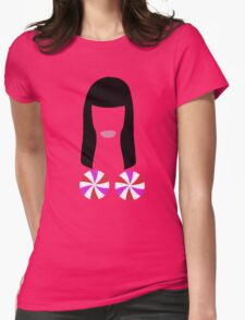 Peppermint Girl Womens Fitted T-Shirt