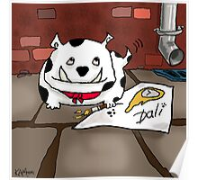 Dali the Dog Poster