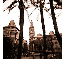 Valencia dreams Photographic Print