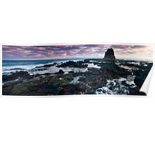 Pulpit Rock Panorama Poster