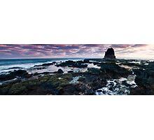 Pulpit Rock Panorama Photographic Print