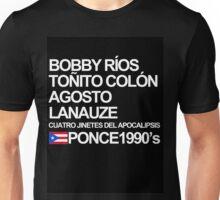 4 Jinetes del Apocalipsis - BSN Unisex T-Shirt