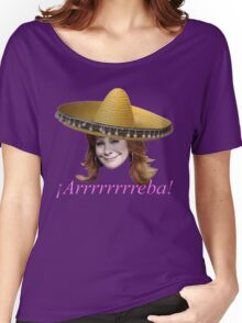 ¡Arrrrrrreba! Women's Relaxed Fit T-Shirt
